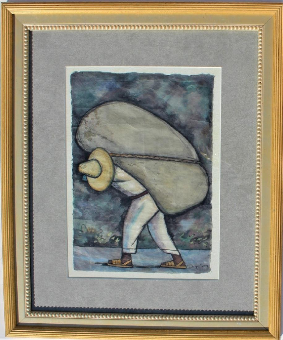 School of Diego Rivera  (1886 - 1957) - 2