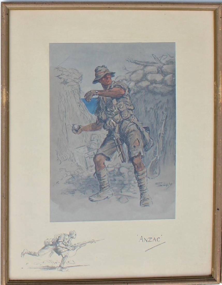 World War I soldiers - 2