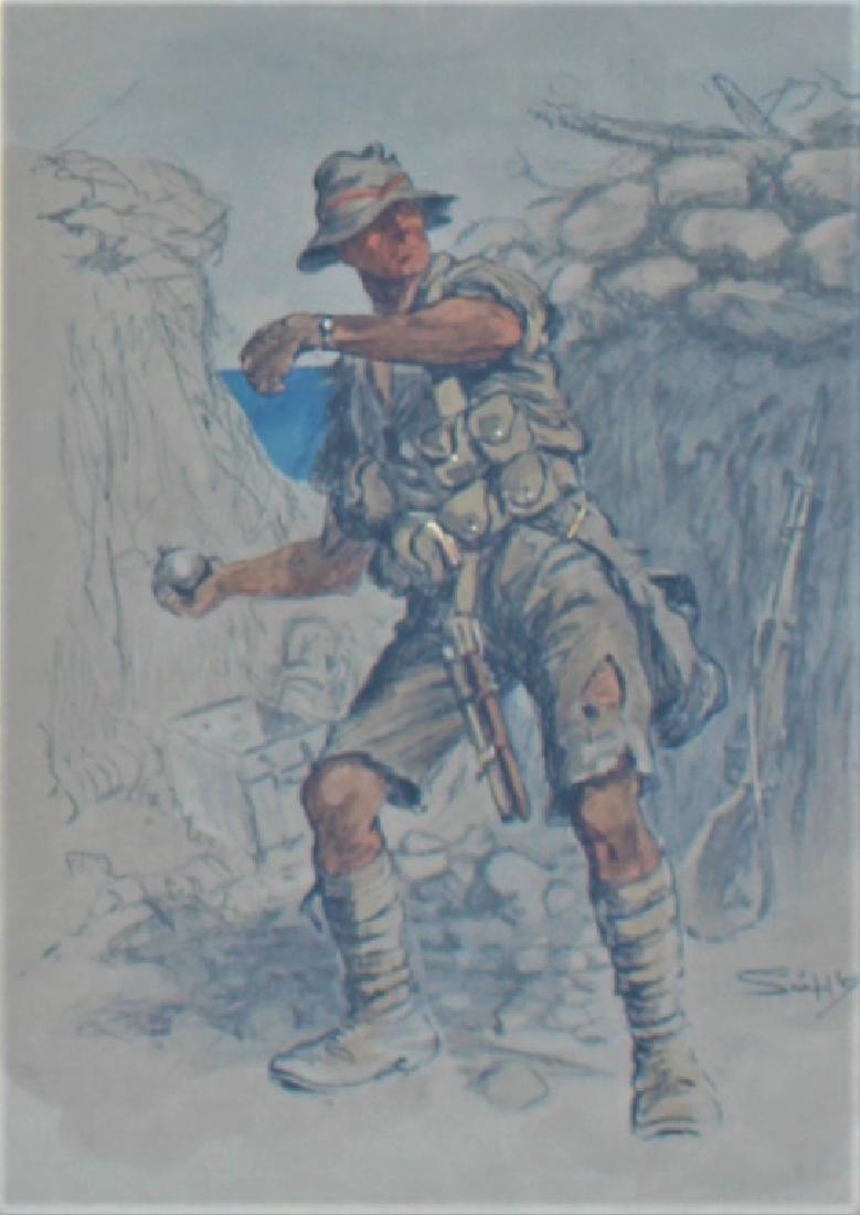 World War I soldiers - 3