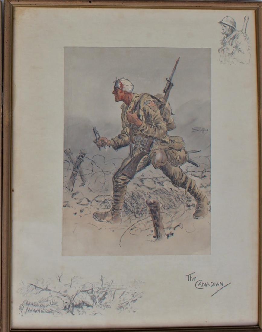 World War I soldiers - 8