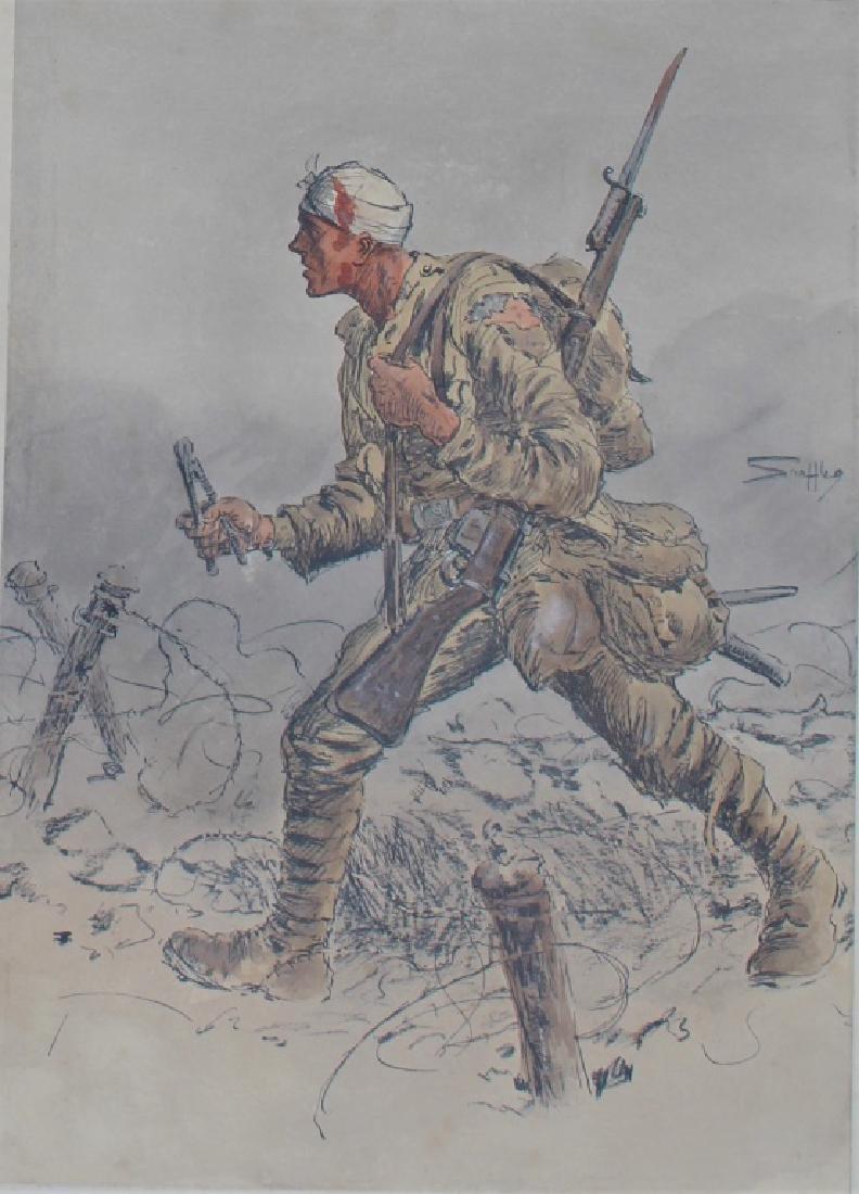 World War I soldiers - 9
