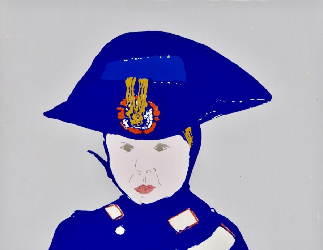 Blue Soldier Boy - 4