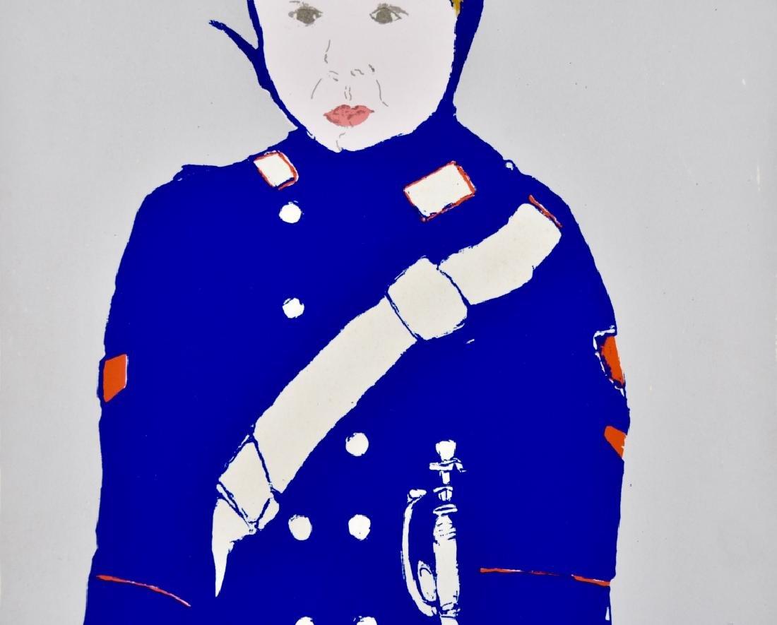 Blue Soldier Boy - 5