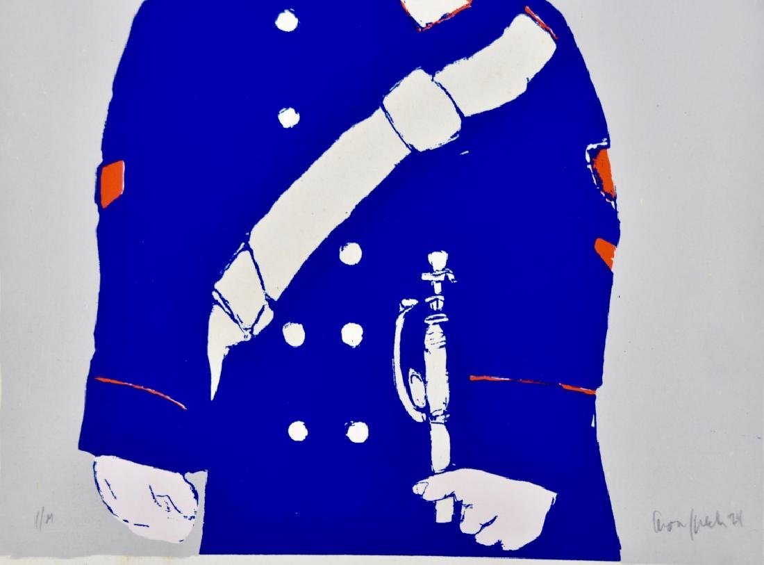Blue Soldier Boy - 7