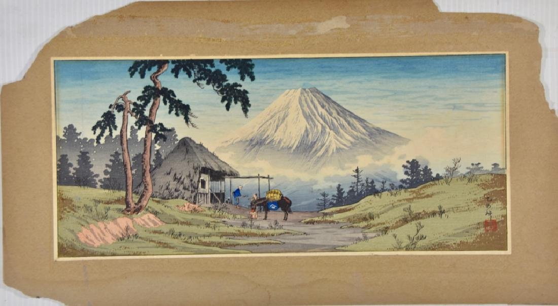 Japanese Woodblock - 2