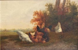 Henri de Beul  (1845 - 1900)