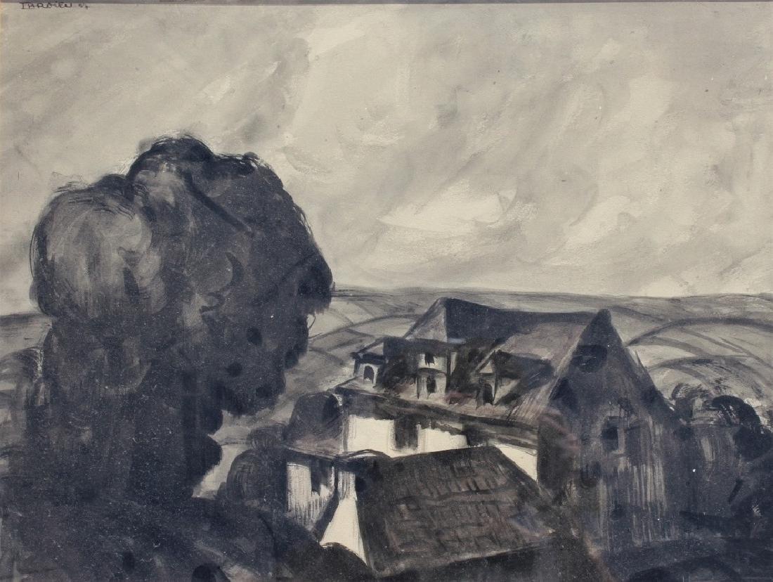 Victor Francis Tardieu (1870-1937)