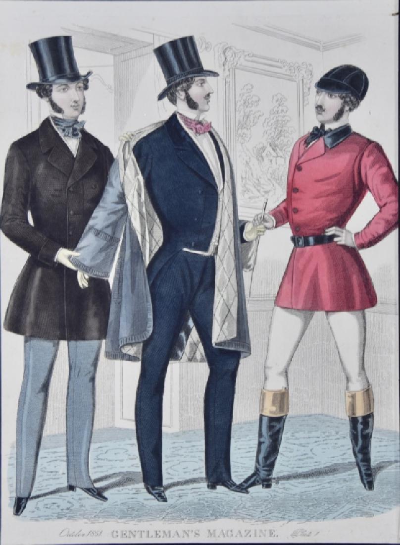 Gentleman's Magazine, 1851, plates - 2