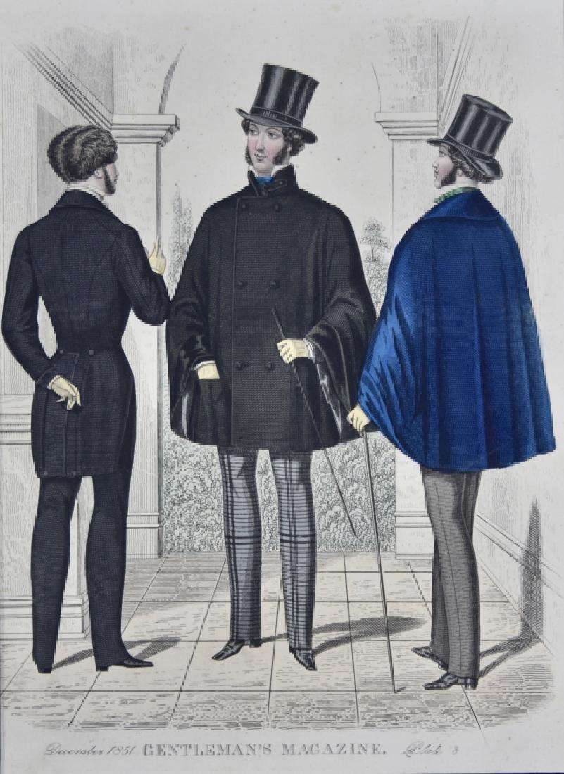 Gentleman's Magazine, 1851, plates - 3
