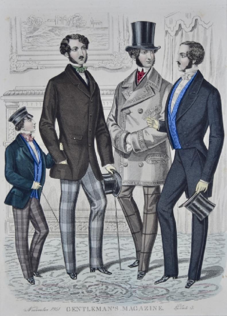 Gentleman's Magazine, 1851, plates - 4