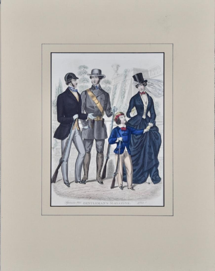 Gentleman's Magazine, 1851, plates - 5