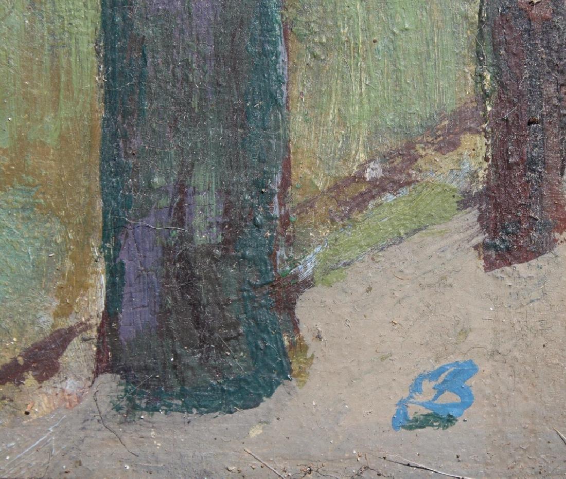 Sidewalk strolling - 4