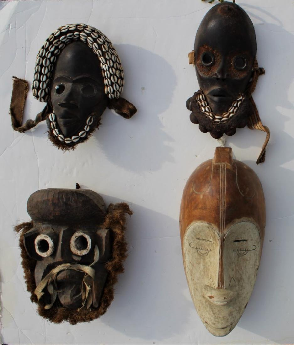 African mask - 2