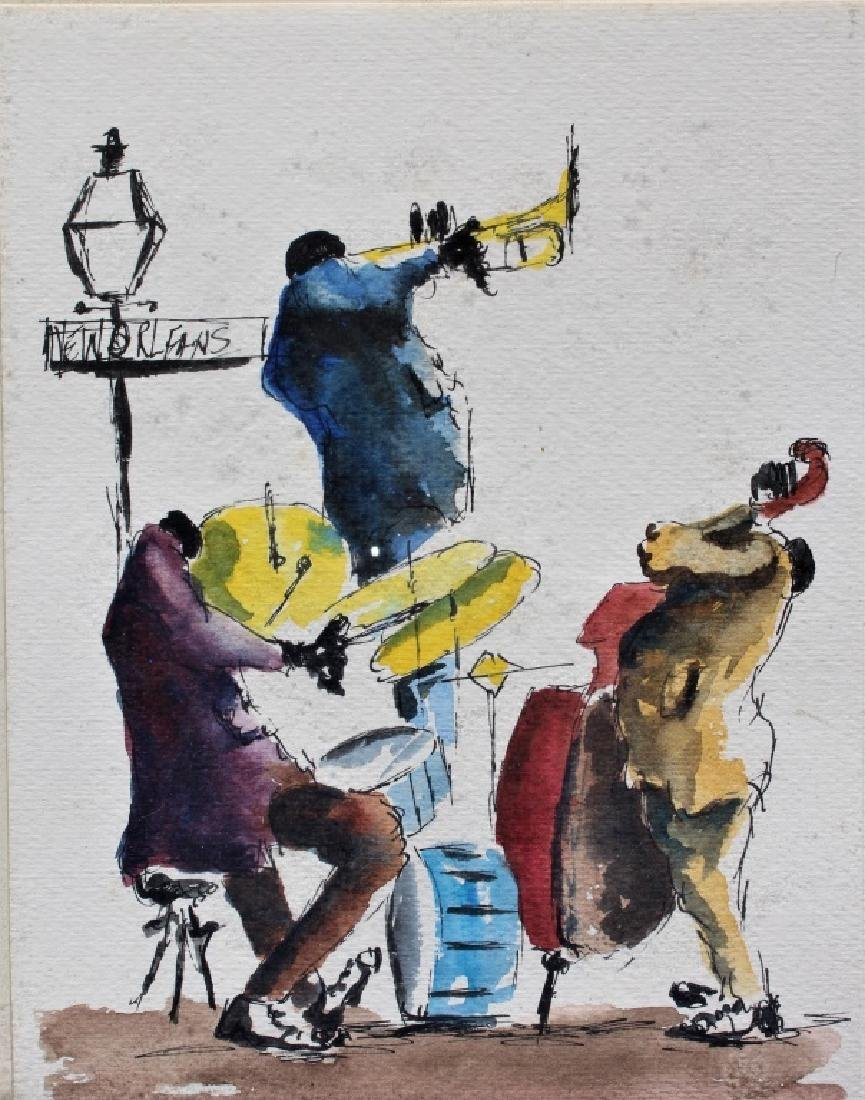 New Orleans jazz band - 6