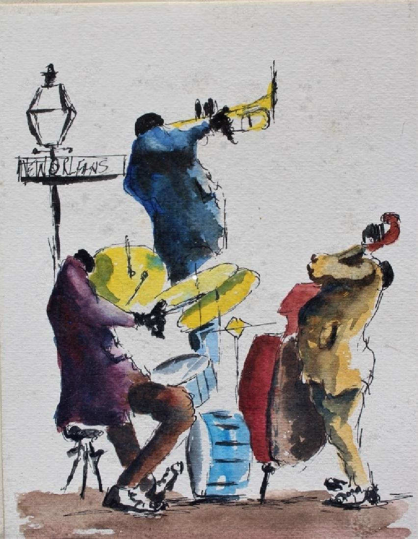New Orleans jazz band - 7