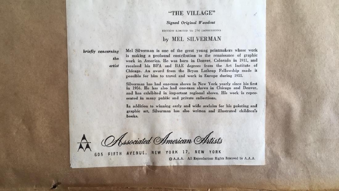 Mel Silverman - 7