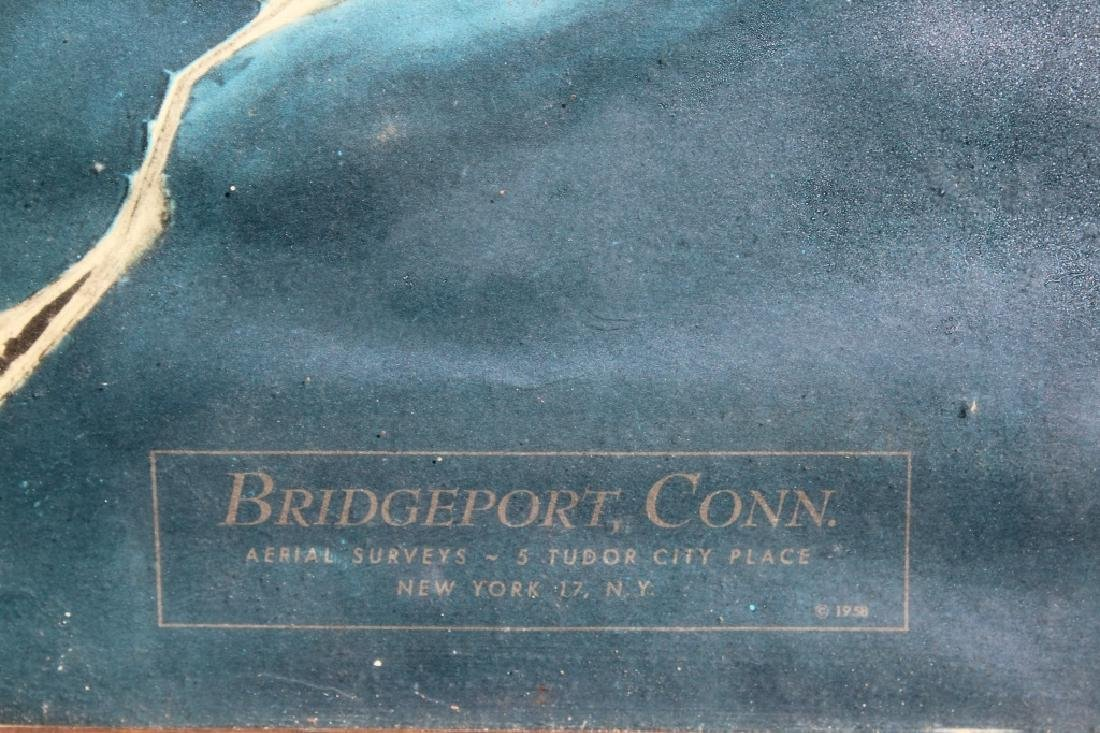 Aerial survey of Bridgeport, Conn. 1958 - 3