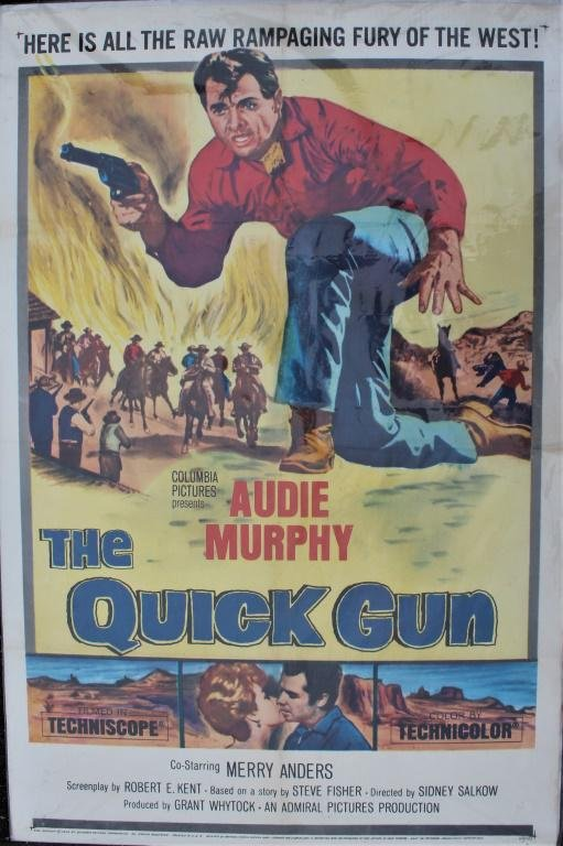 The Quick Gun movie Poster