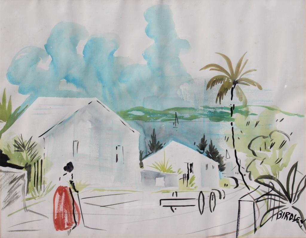 Alfred Birdsey  (1912 - 1996)
