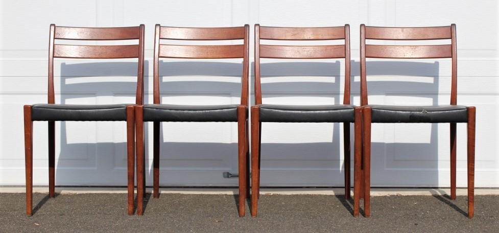 Svegards, Markaryds, Sweden Chairs, mid century