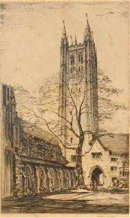 Robert Logan Princeton Holder Hall