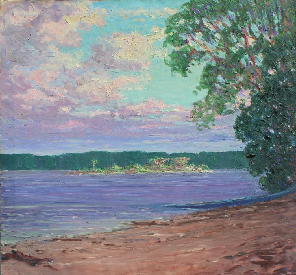 Harry Hoffman, British Guiana, Cayuni river