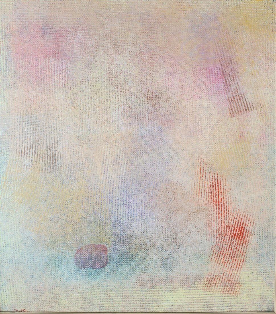Robert Natkin, Expressionist Abstract