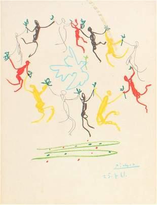 Pablo Picasso (1881 - 1973), print