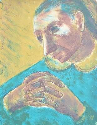 Max Kahn (1902 - 2005), Harer Frame, modern