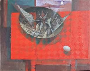 School of Barnard Buffet, Modern painting