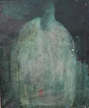 Maurice Sievan, modern art, 1959