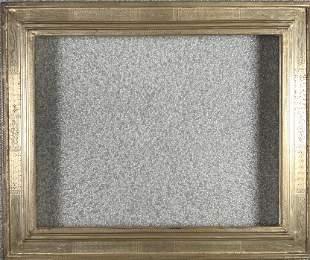 Frederick Harer Gilded Frame, 14 x 18