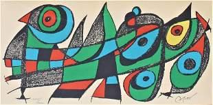 Joan Miro (1893 - 1983)