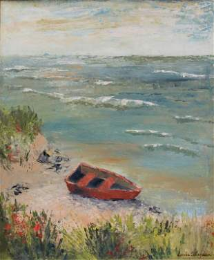 Louise Slayden, The Red Boat