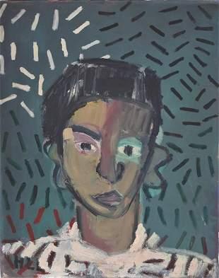 portrait, modern