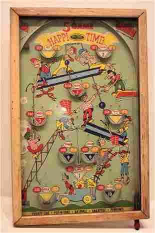 Sears, Roebuck and Co .Pinball game