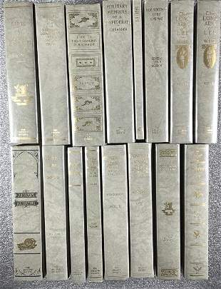 16 Civil war books, many The Archive Society
