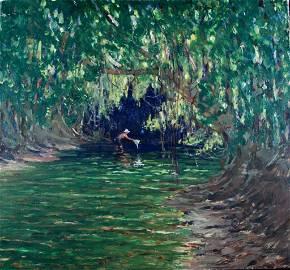 Harry Leslie Hoffman (1871 - 1964), British Guiana