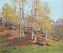illegible, landscape
