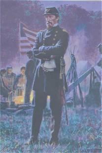 Winfield Hancock (portrait) Civil War