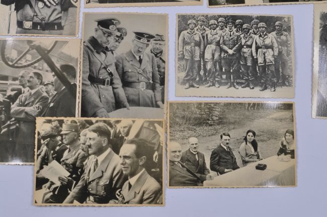 24 PHOTO OF HITLER FROM RUSSIAN ARCHIVES - 2