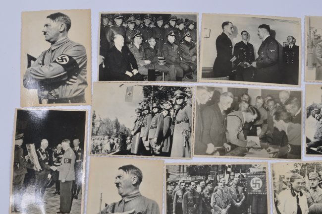 24 PHOTO OF HITLER FROM RUSSIAN ARCHIVES - 3