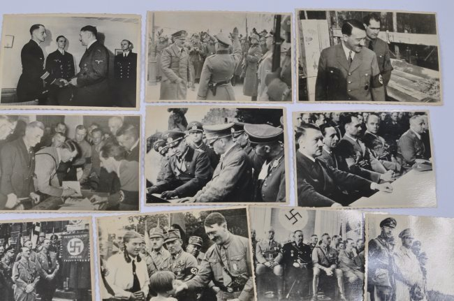 24 PHOTO OF HITLER FROM RUSSIAN ARCHIVES - 4