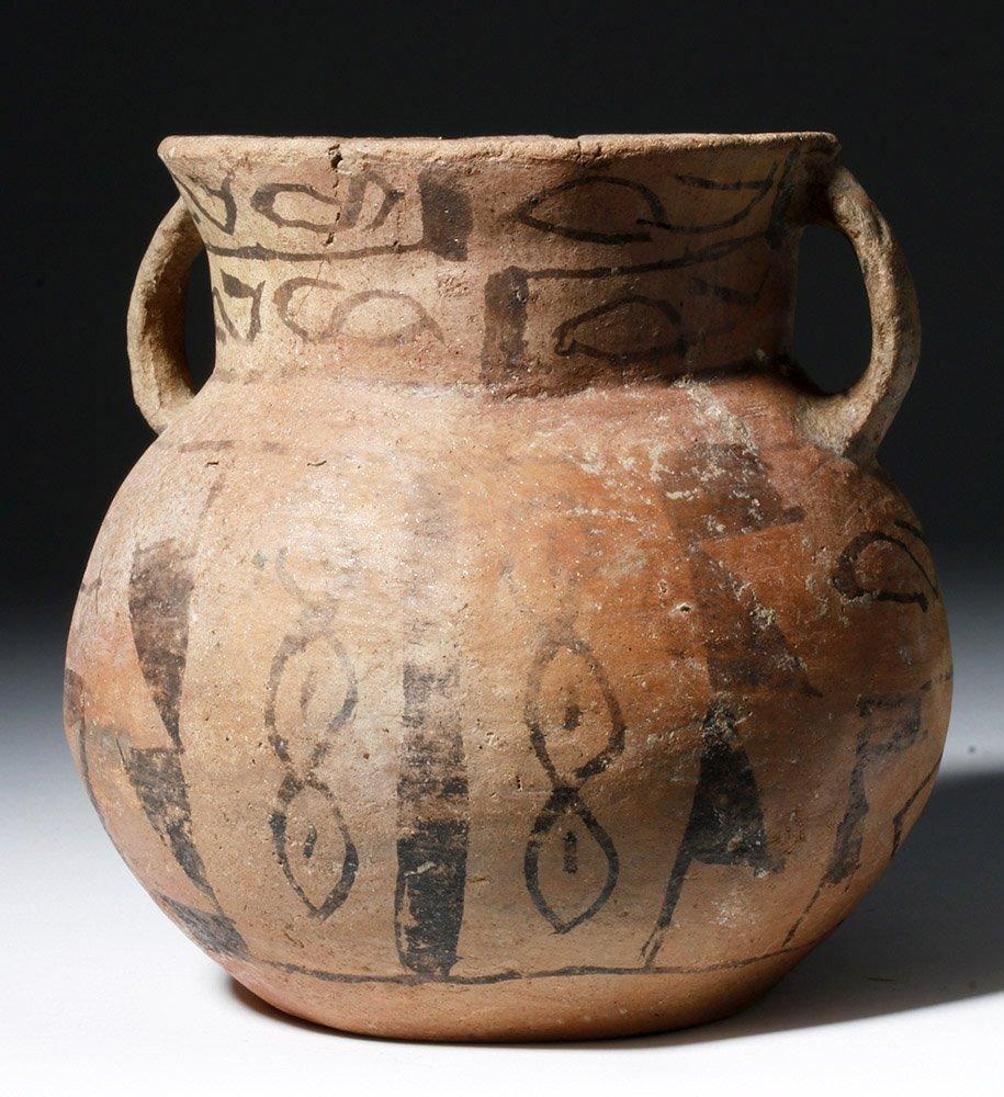 Pre-Columbian Costa Rican Pottery Jar
