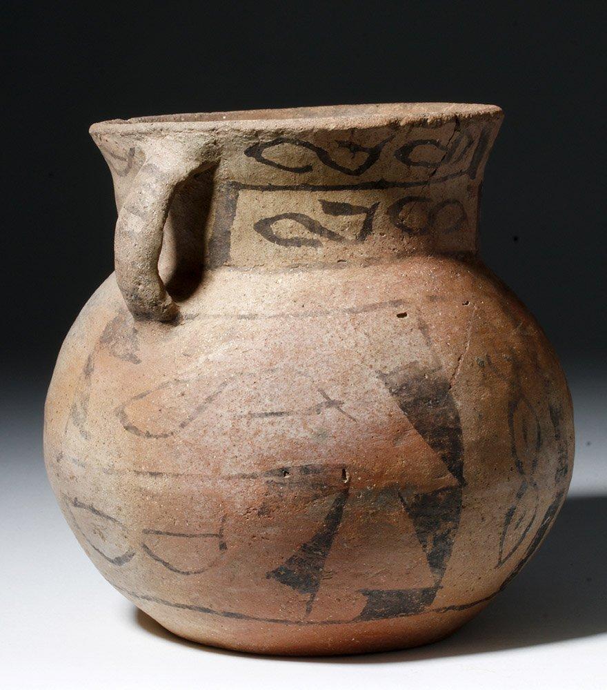 Pre-Columbian Costa Rican Pottery Jar - 4