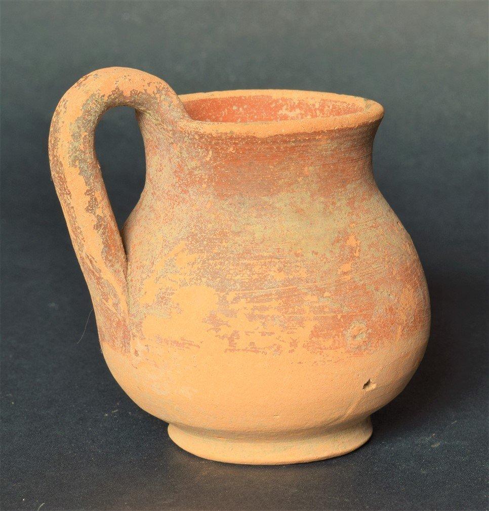 ELEGANT PUNIC JUG 2500 years old - 3