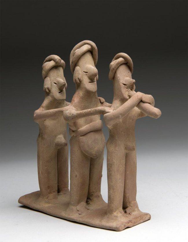 Published Colima Musical Trio, ex- Virginia Art Museum