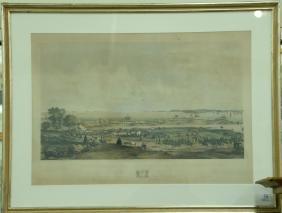 After Jonathan Badger Bachelder (1825-1894) handcolored