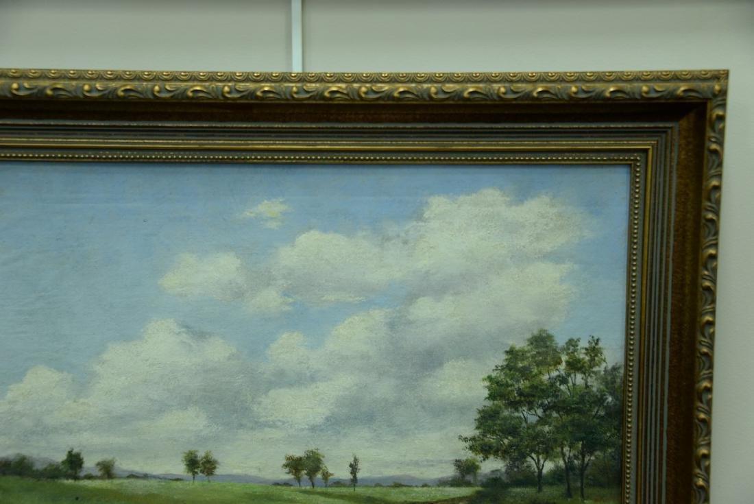 William Chadwick (1879-1962), oil on board, landscape - 4