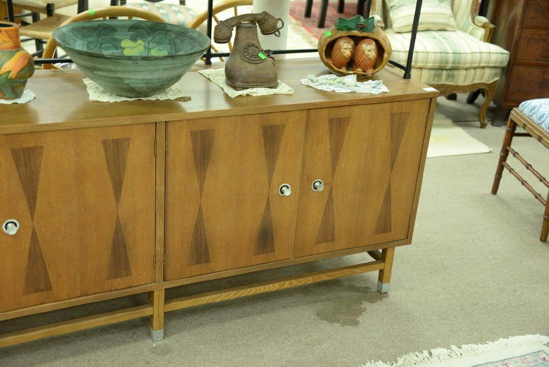 Danish style sideboard by Stanley with patterned - 6